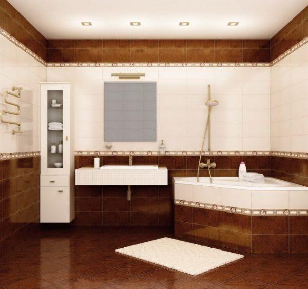 Классическая ванная