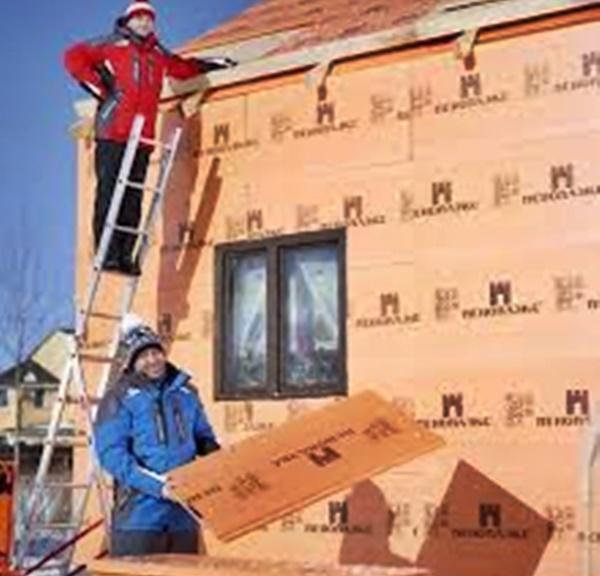 Как утеплить бревенчатый дом снаружи своими руками фото 828