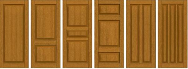 Как утеплить деревянную дверь в доме своими руками