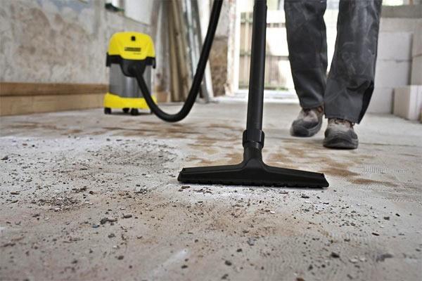 Как правильно выбрать строительный пылесос