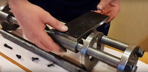Как сделать самодельный токарный станок по металлу