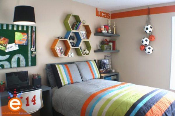 Как выбрать мебель для подростковой комнаты для мальчика