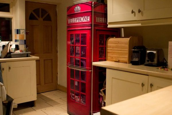 Холодильник-будка