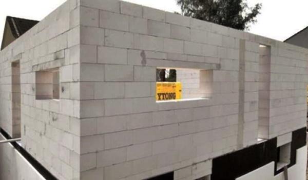 Особенности наружной штукатурки блоков из газобетона
