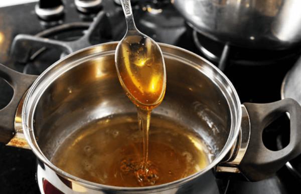 Рецепт сахарного сиропа