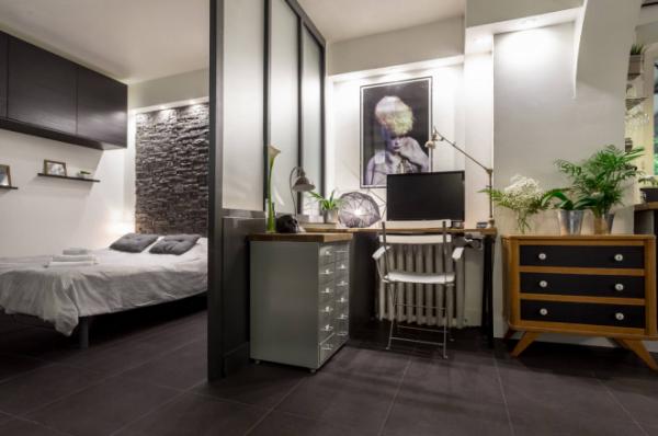 Личное пространство в комнате