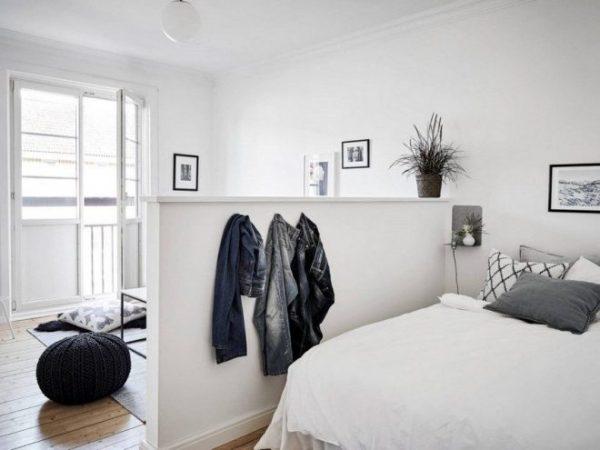 разделение спальни