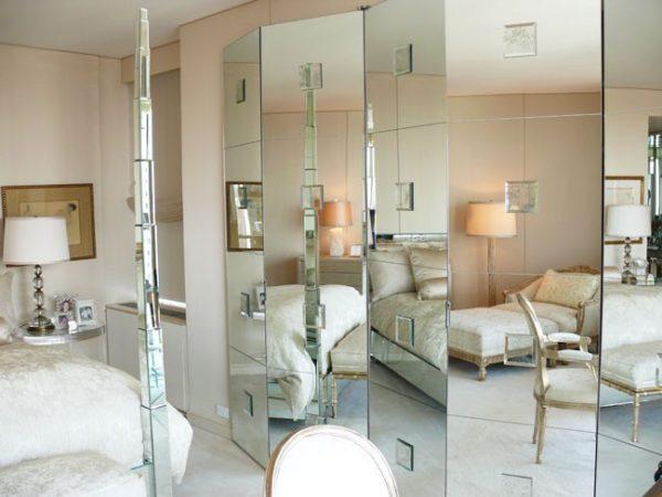 Зеркальная ширма