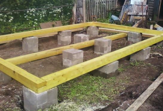 Строим курятник на даче своими руками на летний период самостоятельно