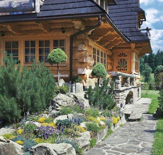 Альпийские горки своими руками