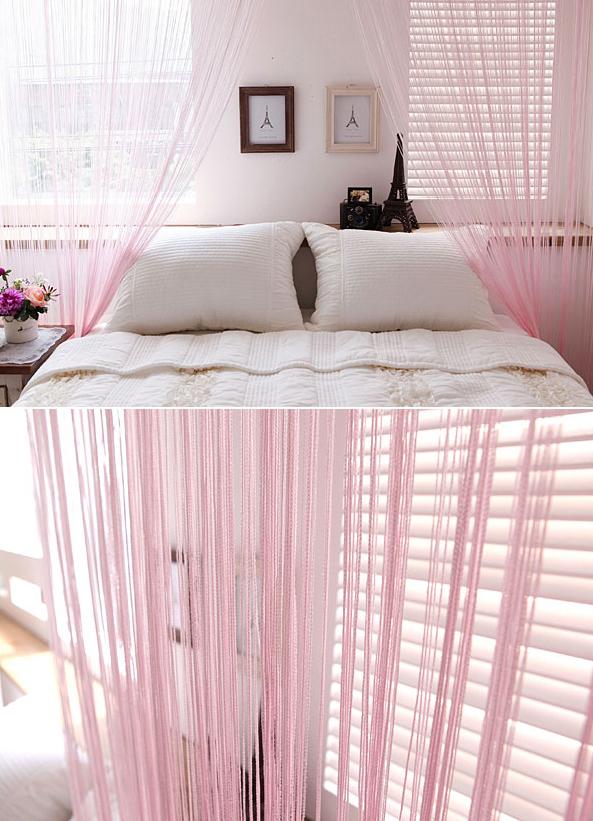 Розовая кисея