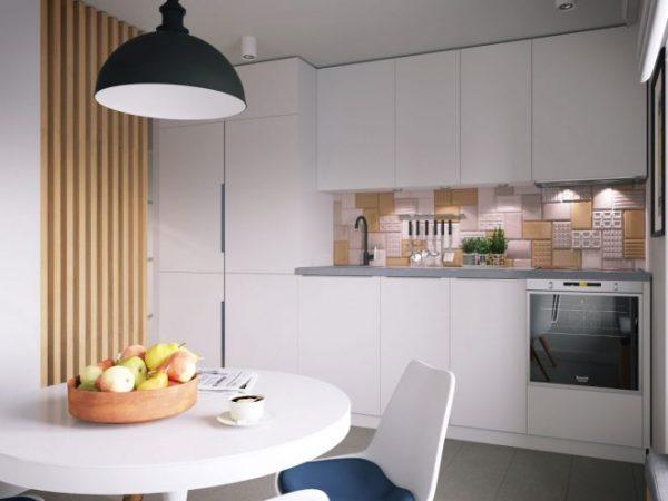 Кухня на 6 квадратных метров: дизайн интерьера