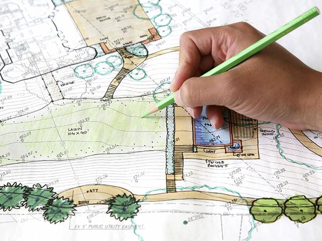 Интересные идеи дизайна дачного участка 12 соток