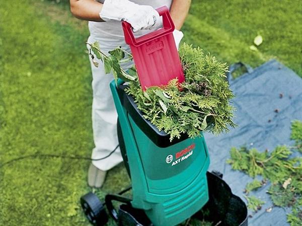 Как сделать измельчитель травы и веток своими руками