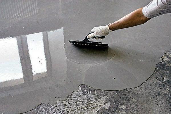 Как сделать наливной пол самостоятельно – пошаговая инструкция