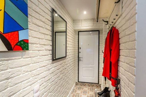 Лофтовый коридор