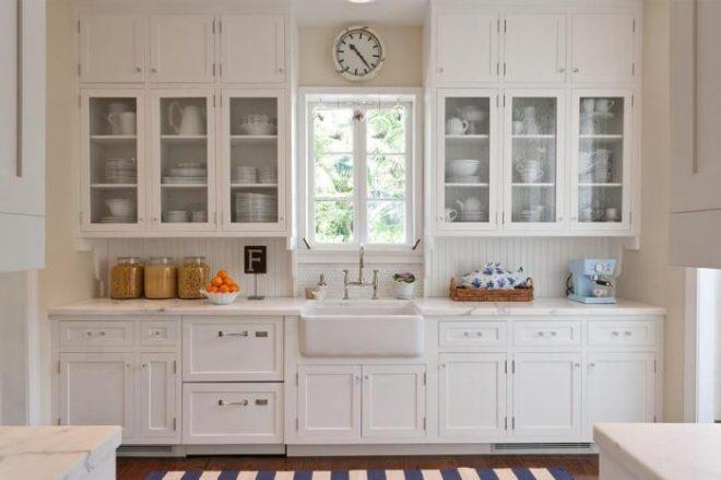 Дизайн кухни частного дома в стиле Прованс: фото идей