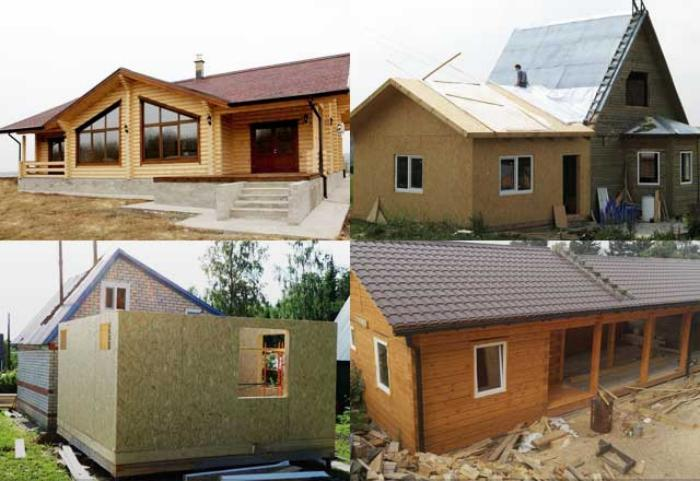 Баня под одной крышей с домом: проекты, идеи, варианты конструкций