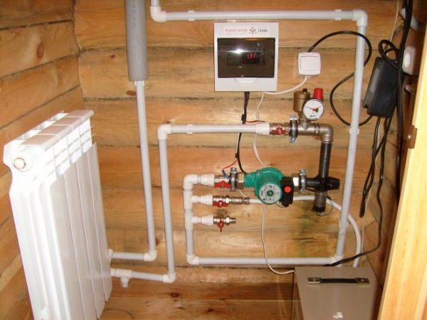 Как выбрать электрические котлы для отопления частного дома