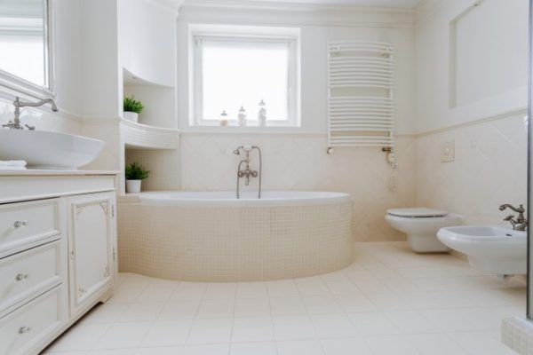 Дизайнерская керамика - плитка для ванной