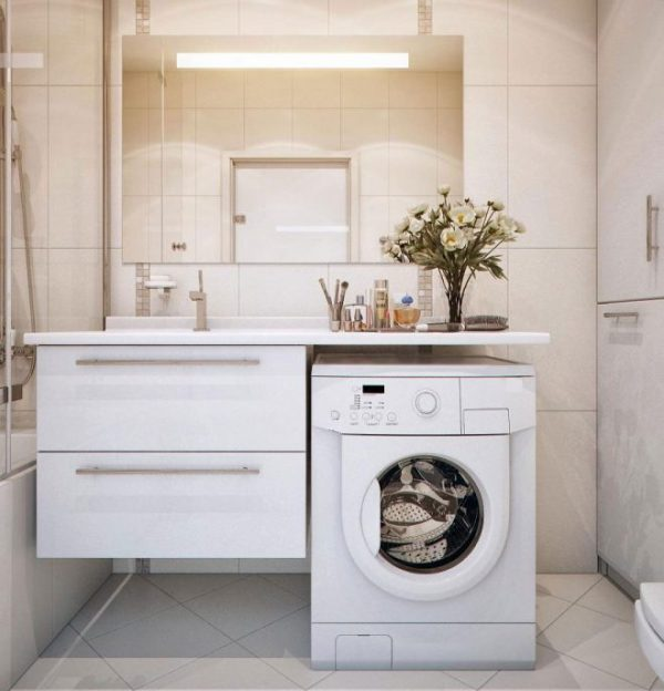Какой он - дизайн ванной с душевой 2018?