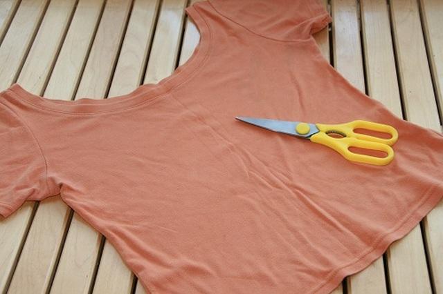 Коврик из футболок своими руками