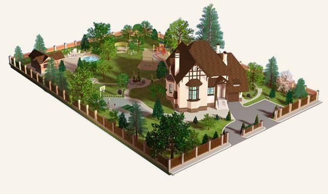 Простые и эффективные способы благоустройства участка возле дома