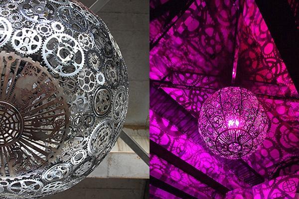 Светильники и лампы своими руками: лучшие идеи и мастер-классы