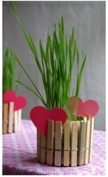 6b60e4c63763fd3eba0caded4d534c8f Как сделать вазу из банки своими руками: 6 способов и 50 фото