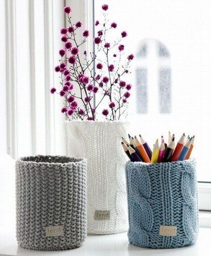 9c9e0c8c9dd27f22376eaa53bcb2689d Как сделать вазу из банки своими руками: 6 способов и 50 фото