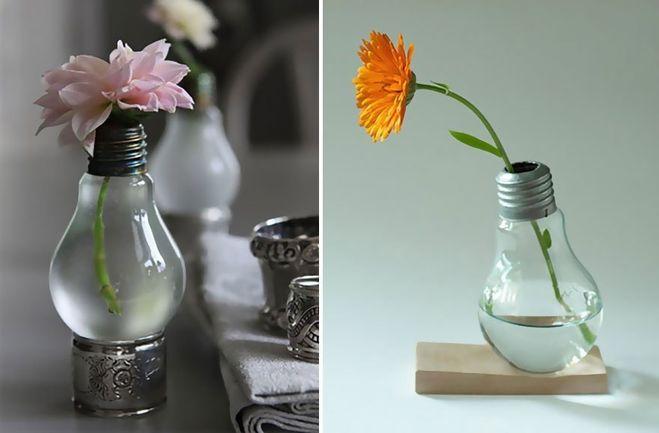 d6c25c23c79053308f24b1b96c1b4070 Как сделать вазу из банки своими руками: 6 способов и 50 фото