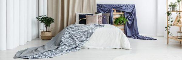 Интерьер спальни — все до мелочей