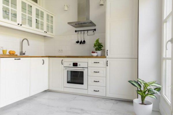 Дизайн угловой кухни 9 кв м