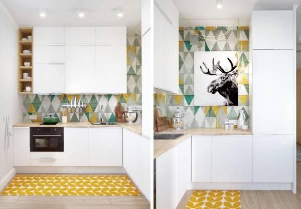 Квартира 40 кв.: лучшие дизайны