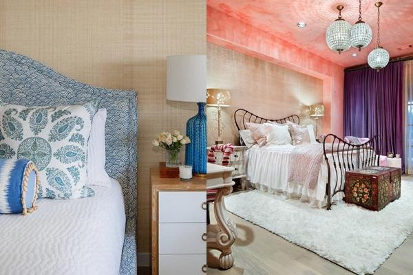 Интерьер спальни - все до мелочей