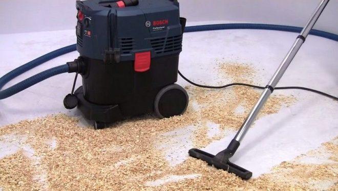 Как выбрать строительный пылесос
