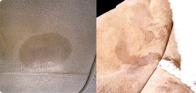 Чистка дубленки в домашних условиях