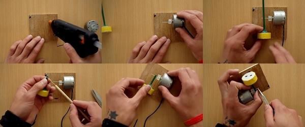 Самодельный компрессор для аквариума