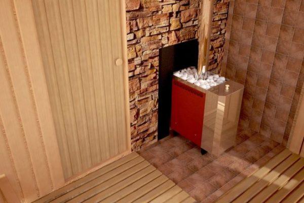 Пожарная безопасность при строительстве бани и сауны