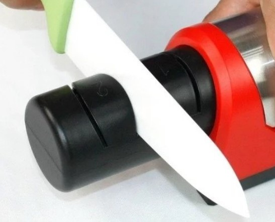 Как заточить керамический нож