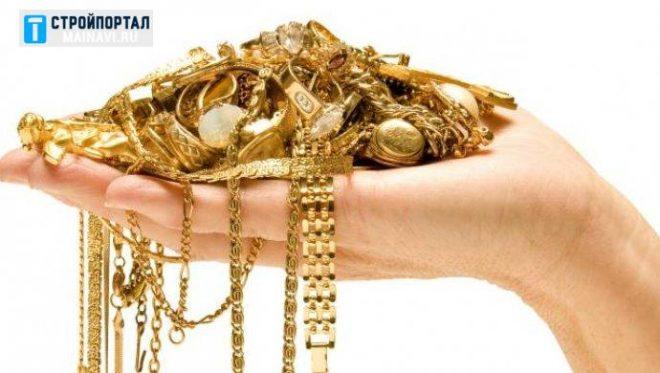 Чистим золото до блеска дома