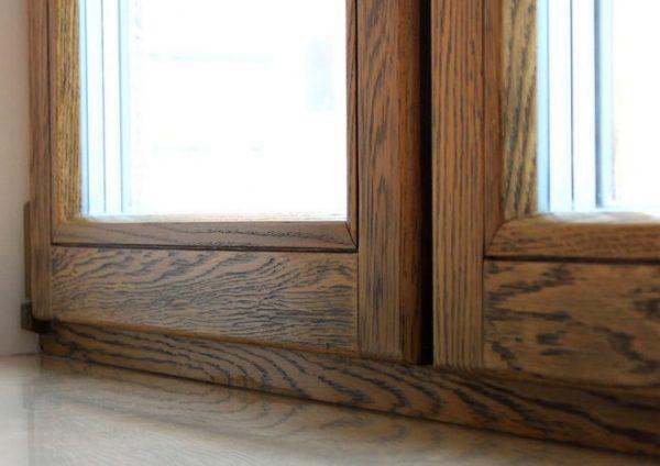 Деревянные окна: в чем их преимущества