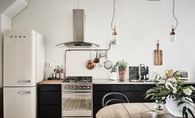 Лучшие квартиры в скандинавском стиле