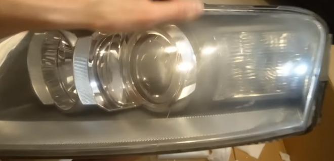 Полировка фар своими руками