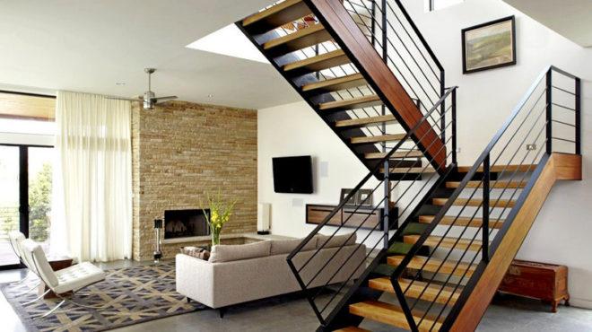 Лестница на дачу на второй этаж — лучшие идеи