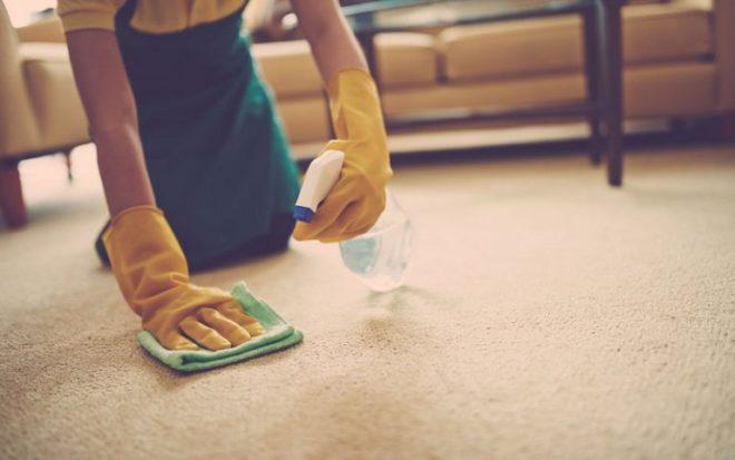 Десять способов чистки, после которых палас будет как новый