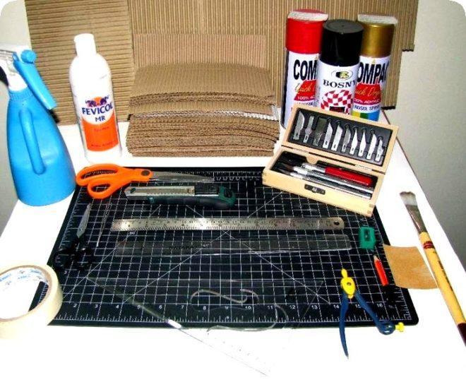 Рамки для картины своими руками – простые способы и неповторимые результаты