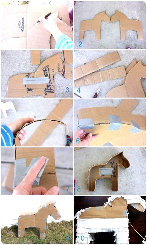 Пиньята своими руками – лучшие способы изготовления игрушек