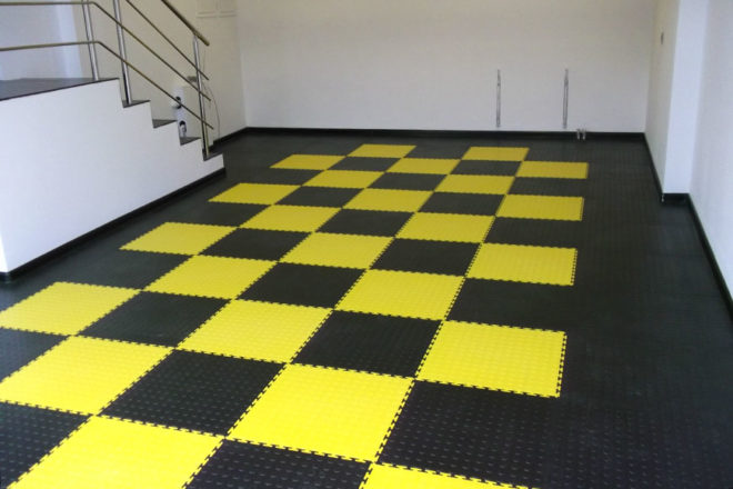 Делаем пол в гараже самостоятельно – лучшие варианты