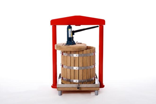 Самодельный пресс для отжима сока из фруктов и ягод – пошаговая инструкция
